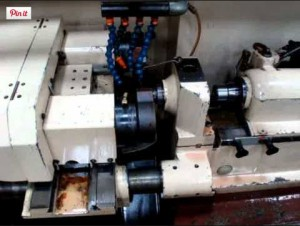 swiss automatic screw machine