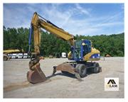 2005 Caterpillar M315C w/ Plumbing on Stick & Stablizers - Stock Number