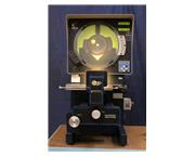 """14"""" Screen OGP FOCUS-200, 2003, CORRECT NOT UPSIDE DOWN IMAGE OPTICAL COMPARATOR, 10X"""